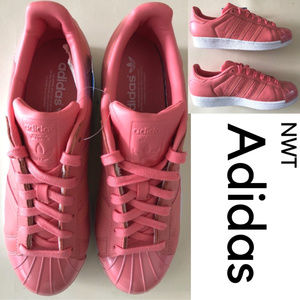 newest ff104 27e0d adidas Shoes - NWT Adidas Superstar 80s Art Tactile Rose Sneaker